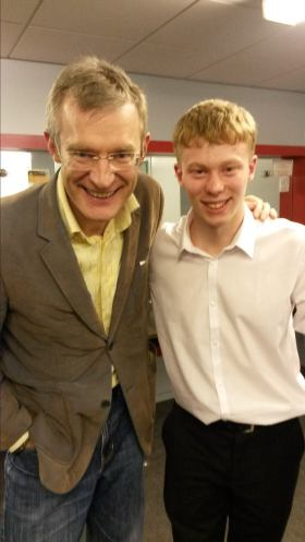 chris sykes with jeremy vine